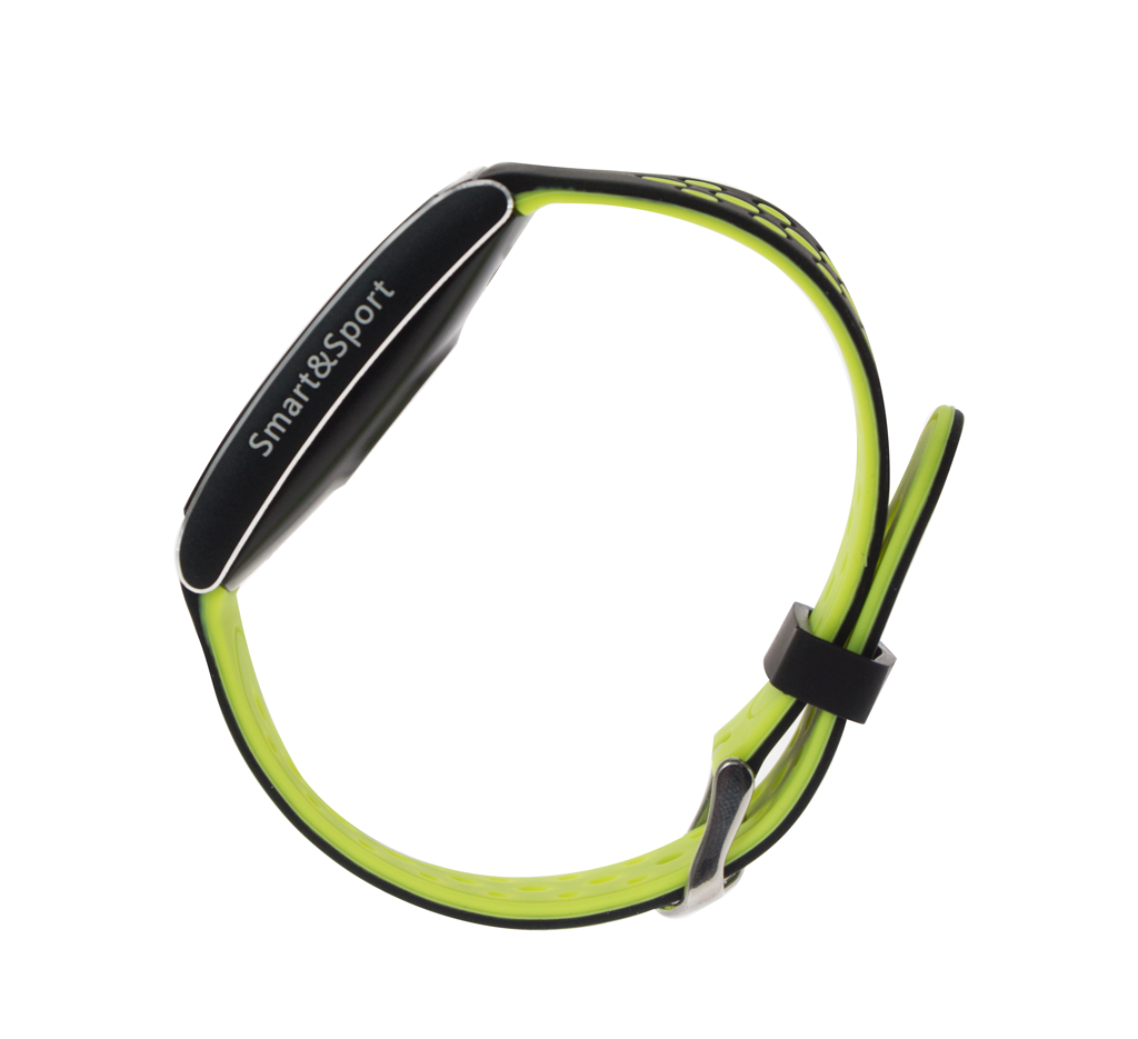 CARCAM SMART BAND Q8 - GREEN