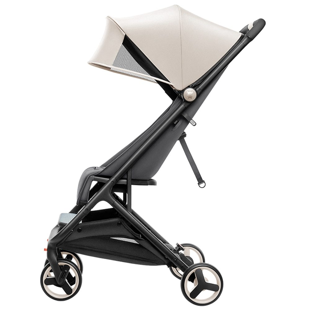 Детская Коляска Xiaomi Mitu (Rice Rabbit) Folding Stroller White