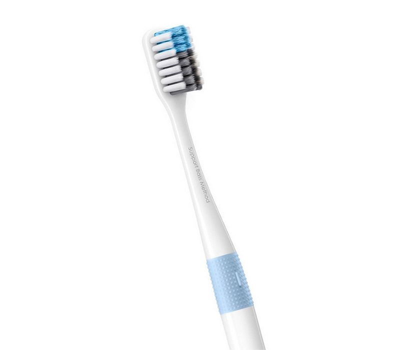 Xiaomi Dr. Bei Bass Method Toothbrush Multicolor (4 шт)