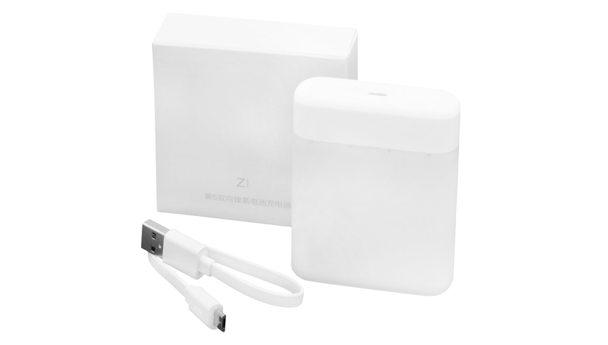 Xiaomi ZMI PB401 AA/AAA Battery Charger White