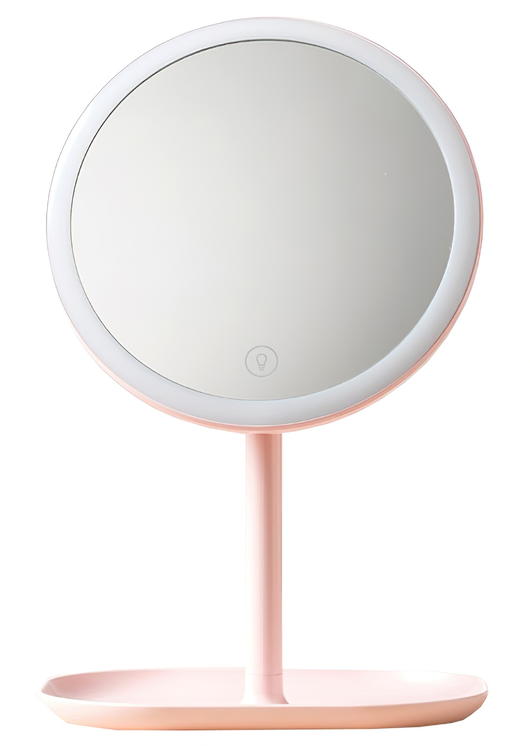 Xiaomi Jordan and Judy LED Makeup Mirror Pink (NV529)