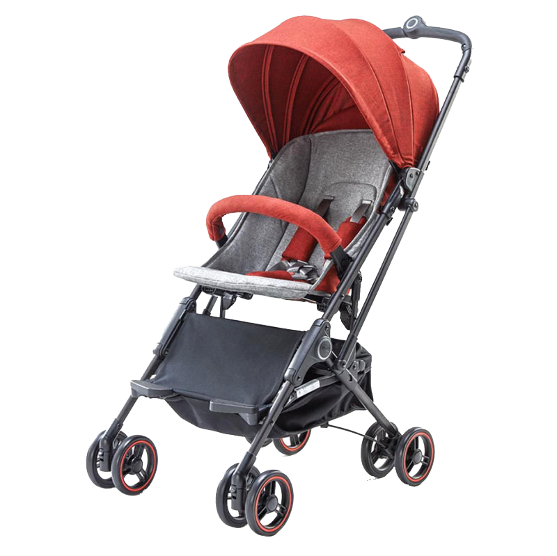 Xiaomi Light Baby Folding Stroller - Red