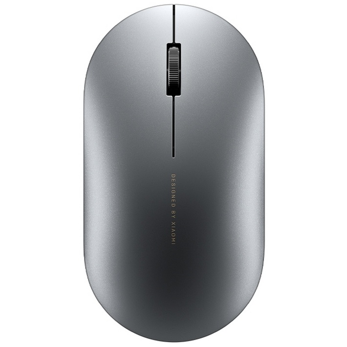 Xiaomi Mi Elegant Mouse Metallic Edition Dark Grey (XMWS001TM)