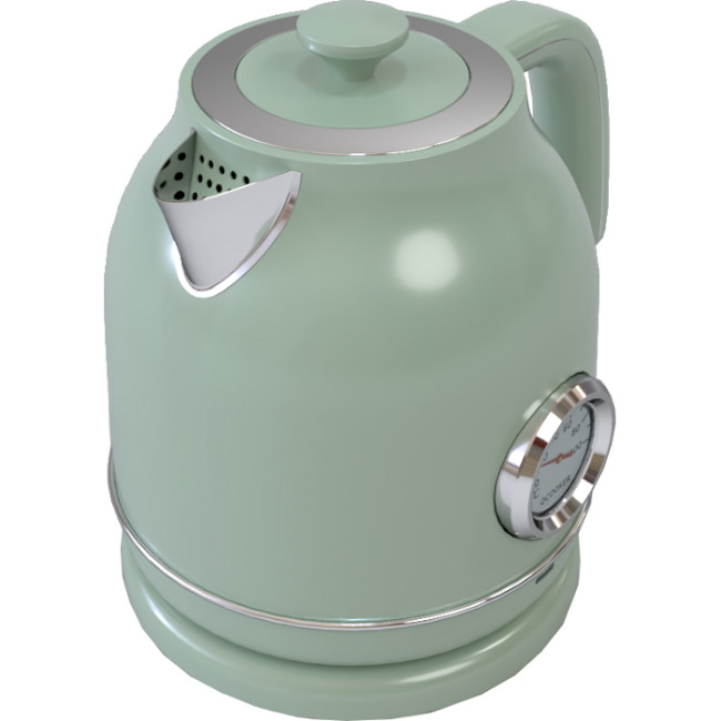 Xiaomi Qcooker Retro Electric Kettle Olive Green