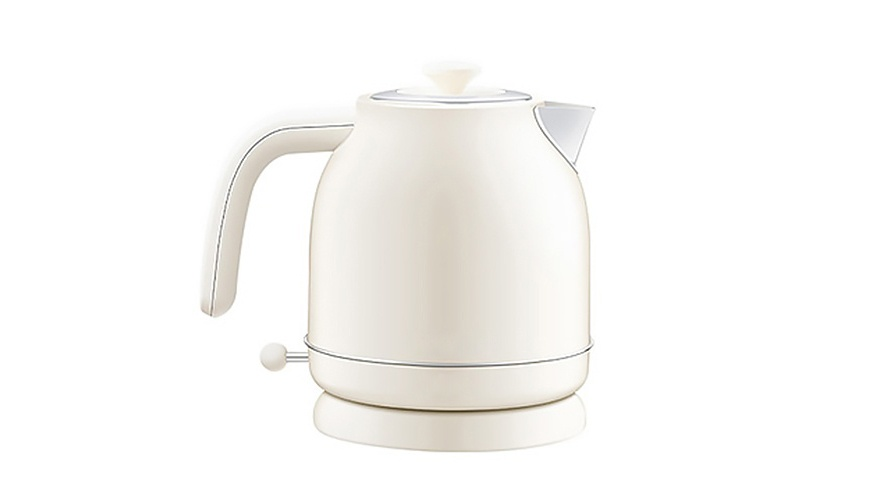 Xiaomi Qcooker Retro Electric Kettle White