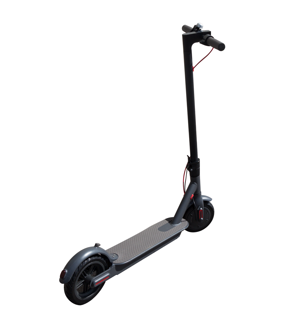 CARCAM ELECTRIC SCOOTER - BLACK