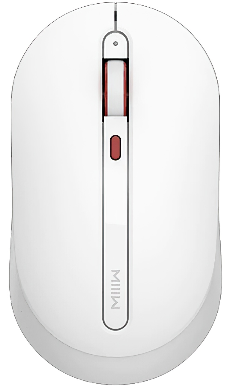 Xiaomi MIIIW Wireless Mouse Silent White (MWWM01)