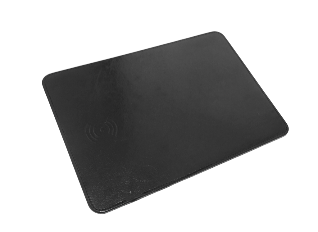 Wireless Charging Mouse PAD RS-10 чёрный