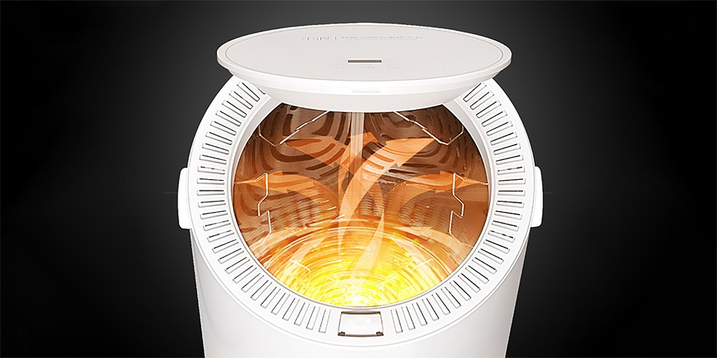 3 Xiaomi Clothes Disinfection Dryer 35L White.jpg
