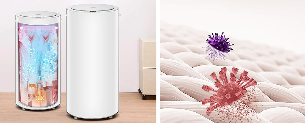 4 Xiaomi Clothes Disinfection Dryer 35L White.jpg