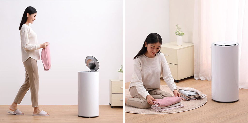 6 Xiaomi Clothes Disinfection Dryer 35L White.jpg