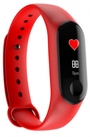 Carcam Smart Band M3 - red