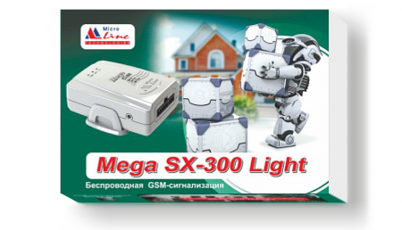 MicroLine SX-300 Light